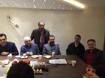 Advance implantology meeting in Isfahan in collaboration of IDA
